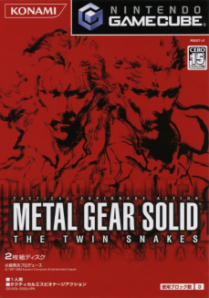 Metal Gear Solid ~ Twin Snake ~