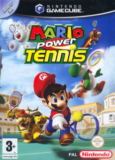 Mario Tennis Power