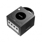 Nintendo Game Cube Black