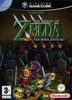 The Legend Of Zelda ~ Four Swords Adventures ~