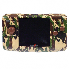 Neo Geo Pocket ~ Camouflage Brown ~