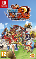 One Piece: Unlimited World Red - Deluxe Edition