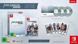 Fire Emblem Warriors Edition Limitée