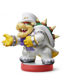 Amiibo 'Collection Super Mario' Bowser (Tenue de mariage)