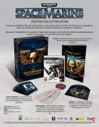 Warhammer 40 000 : Space marine Edition Collector Ultime
