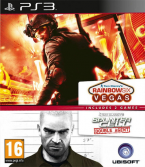 Splinter Cell : Double Agent + Rainbow Six Vegas