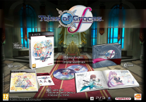 Tales of Graces F Edition Collector