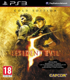 Resident Evil 5 ~ Gold Edition ~