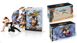 Street Fighter IV Collector's Edition