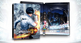 The King Of Fighters XIV - Edition Steelbook
