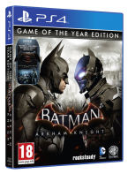 Batman Arkham Knight Edition Game of the Year