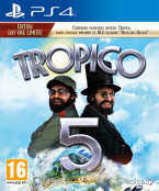 Tropico 5 Edition Day One