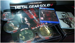 Metal Gear Solid V Phantom Pain Edition Spéciale