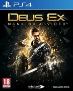 Deus Ex : Mankind Divided Edition Day One