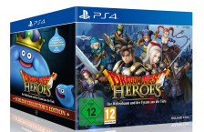 Dragon Quest Heroes Edition Collector Gluantissime