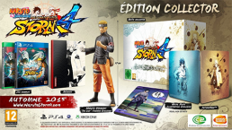Naruto Shippuden : Ultimate Ninja Storm 4 - Edition Collector