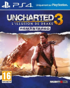 Uncharted 3: Drake's Deception Remastered