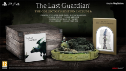 The Last Guardian Edition Collector