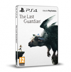 The Last Guardian Edition Steelbook