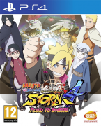 Naruto Shippuden Ultimate: Ninja Storm 4 Road to Boruto