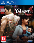 Yakuza 6: The Song of Life Launch Edition