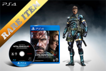 Metal Gear Solid V : Ground Zeroes Konami Style Edition