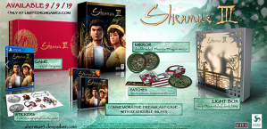 Shenmue III Collector's Edition (Limited Run Edition)