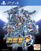 Super Robot Wars OG: The Moon Dwellers (Asian Version)