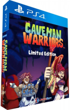 Caveman Warriors Limited Edition (Asian Version)