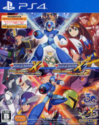 Rockman X Anniversary Collection 1&2