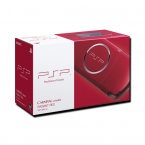 PlayStation Portable Slim & Lite Radiant Red