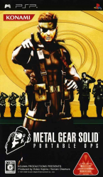 Metal Gear Solid Ops