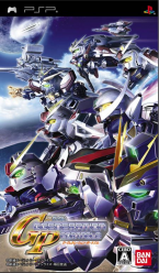 SD Gundam G Generation Portable