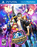 Persona 4 Dancing All Night + Bonus