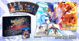 Fate Extella : The Umbral Star Limited Edition