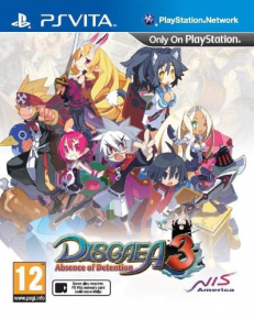 Disgaea 3 : Absence of Detention (Version UK)