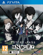 Psycho-Pass Mandatory Happiness