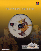 Square Millennium Collection Final Fantasy Tactics