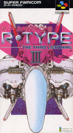 R-type III ~ The Third Lightning ~
