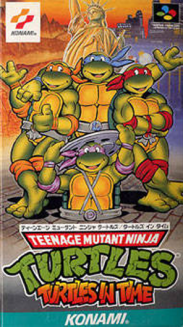 Turtles In Time ~ Teenage Mutant Ninja ~