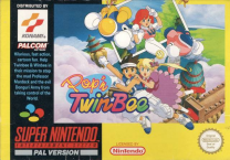 Pop'n Twin Bee (Version Allemande)