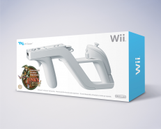 Link's: Crossbow Training + Wii Zapper
