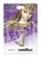 Amiibo Super Smash Bros: Zelda