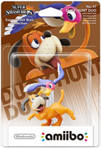 Amiibo Super Smash Bros: Duo Duck Hunt