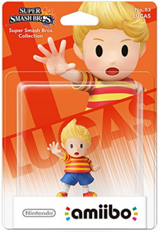 Amiibo Super Smash Bros: Lucas