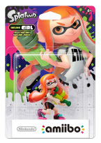 Amiibo Splatoon Splatoon Girl