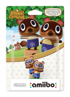 Amiibo Animal Crossing Méli & Mélo