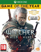 The Witcher 3: Wild Hunt Game of the Year