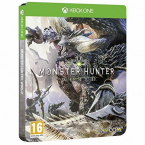 Monster Hunter World Steelbook Edition