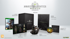 Monster Hunter World Collector Edition